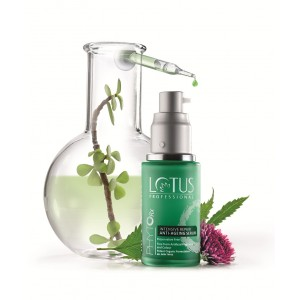 Buy Lotus Herbals Phyto-Rx Intensive Repair Anti-Ageing Serum - Nykaa