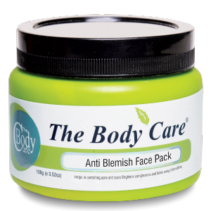 Buy The Body Care Anti Blemish Face Pack - Nykaa