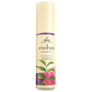 Buy Moha Anti Dandruff Hair Oil - Nykaa