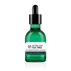 Buy The Body Shop Tea Tree Anti-Imperfection Daily Solution - Nykaa