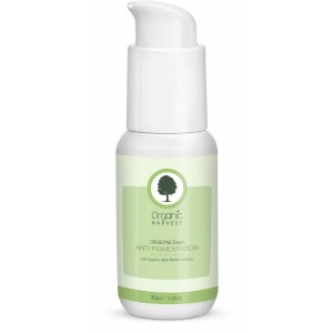 Buy Organic Harvest Anti Pigmentation Cream - Nykaa