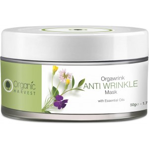 Buy Organic Harvest Face Mask - Anti Wrinkle - Nykaa