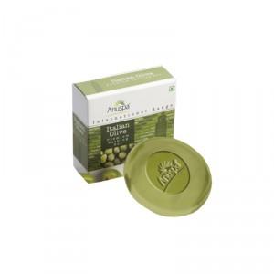 Buy Anuspa Italian Olive Soap - Nykaa