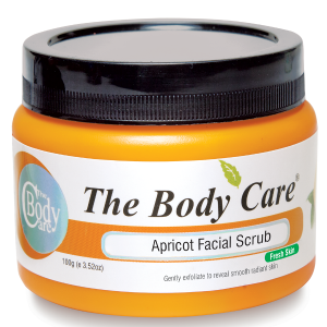 Buy The Body Care Apricot Facial Scrub - Nykaa