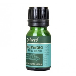 Buy Omved Sushwasa Pure Breath Diffuser Oil - Nykaa