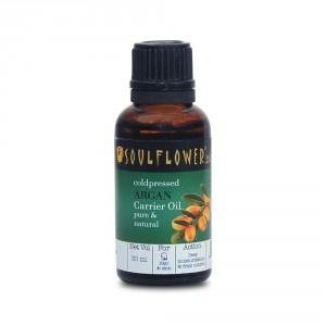 Buy Soulflower Argan Carrier Oil - Coldpressed - Nykaa