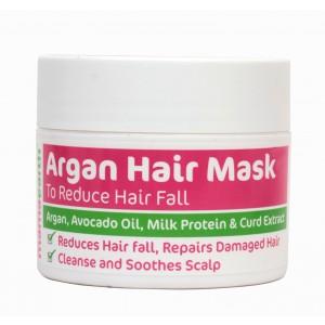 Buy Mamaearth Argan Hair Mask - Nykaa