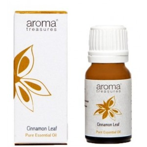 Buy Aroma Treasures Cinnamon Leaf Pure Essential Oil  - Nykaa