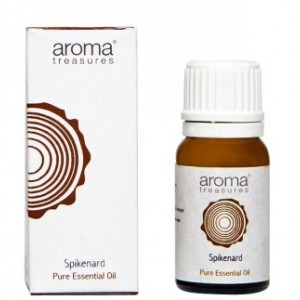 Buy Aroma Treasures Spikenard Pure Essential Oil - Nykaa