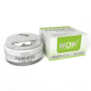 Buy Wow Fairness Cream - Nykaa