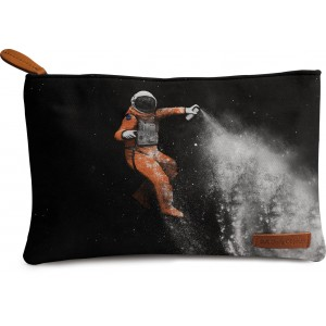 Buy DailyObjects Astro Space Art Carry-All Pouch Medium - Nykaa