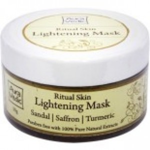 Buy AuraVedic Skin Lightening Mask  - Nykaa