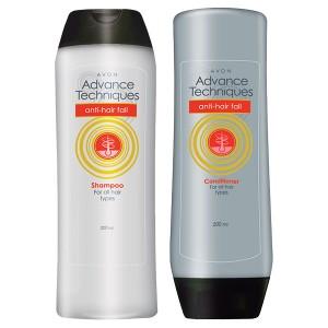 Buy Avon Anti Hairfall Combo - Nykaa