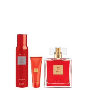 Buy Avon Little Red Dress Combo - Nykaa