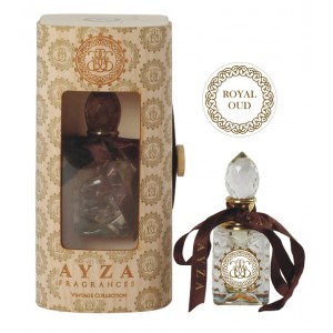 Buy Ayza Concentrated Parfum Royal Oud - Nykaa