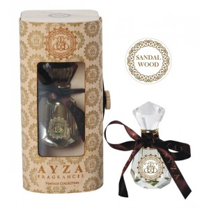 Buy Ayza Concentrated Parfum Sandalwood - Nykaa