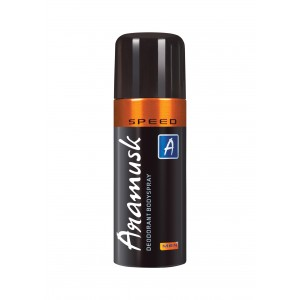 Buy Aramusk Speed Deodrant Body Spray for Men - Nykaa