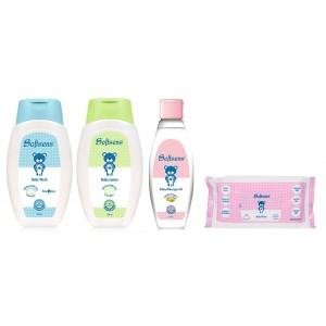 Buy Softsens Baby Care Combo - Nykaa