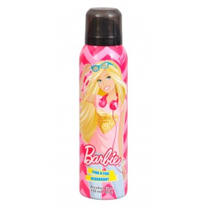 Buy Barbie Deo Pink And Fun - Nykaa