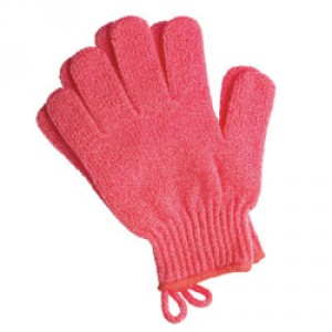 Buy The Body Shop Bath Gloves - Pink - Nykaa