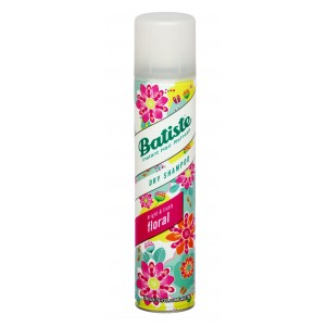 Buy Batiste Dry Shampoo Instant Hair Refresh Bright & Lively Floral - Nykaa