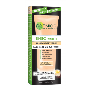 Buy Garnier Skin Naturals BB Cream SPF 24/PA+++ - Nykaa