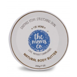 Buy The Moms Co. Natural Body Butter - Nykaa