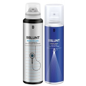 Buy Refresh n Shine Combo Pack BBLUNT Shampoo, For Instant Freshness + Spotlight Hair Polish (20% Off) - Nykaa