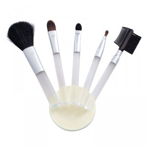 Buy Basicare Cosmetic Brush Set - Nykaa