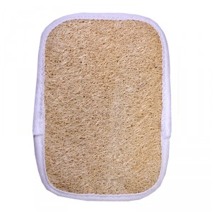 Buy Bare Essentials Oblong Loofah Pad - Nykaa