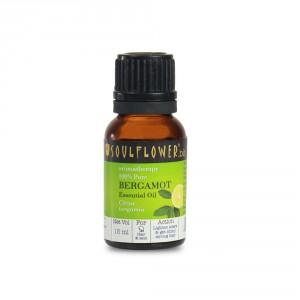 Buy Soulflower Bergamot Essential Oil - Nykaa