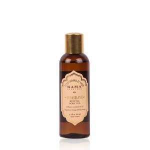 Buy Kama Ayurveda Bhairavi Revital Body Oil - Nykaa