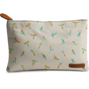 Buy DailyObjects Birds Of Paradise Carry-All Pouch Medium - Nykaa