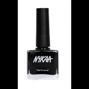 Buy Nykaa Pop Nail Enamel - Black Licorice, No. 84 - Nykaa