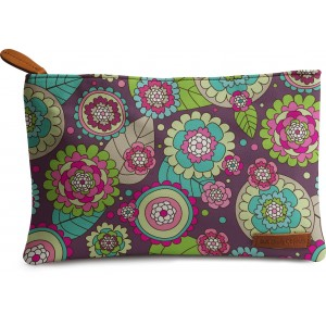 Buy DailyObjects Blossom Carry-All Pouch Medium - Nykaa