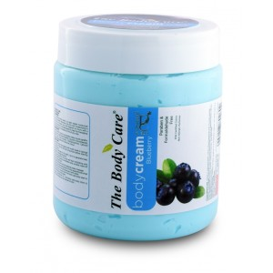Buy The Body Care Blueberry Body Cream - Nykaa