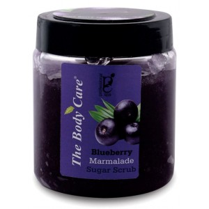 Buy The Body Care Blueberry Marmalade Sugar Scrub - Nykaa