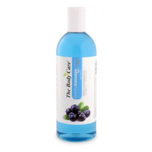 Buy The Body Care Blueberry Body Massage Oil - Nykaa