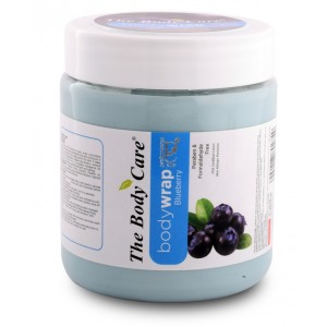 Buy The Body Care Blueberry Body Wrap - Nykaa