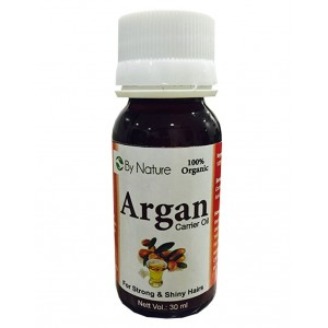 Buy By Nature Organic Argan Carrier Oil - Nykaa