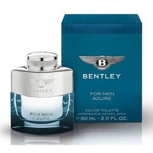 Buy Bentley For Men Azure Eau De Toilette - Nykaa