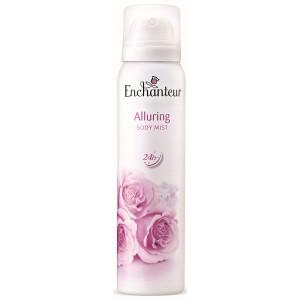 Buy Enchanteur Alluring Body Mist - Nykaa
