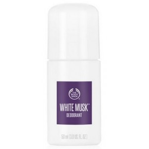 Buy The Body Shop White Musk Deodorant  - Nykaa