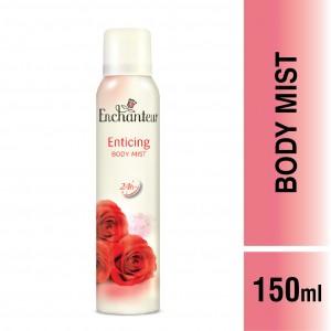 Buy Enchanteur Enticing Body Mist - Nykaa