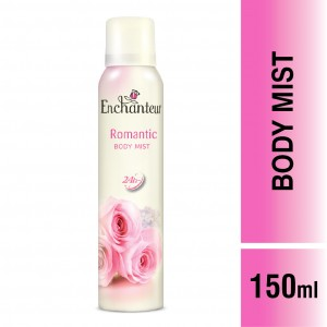 Buy Enchanteur Romantic Body Mist for Women - Nykaa