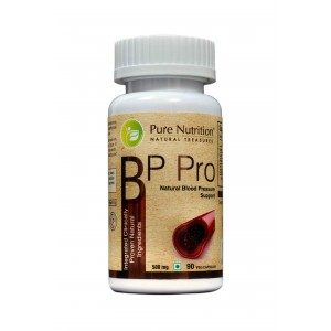 Buy Pure Nutrition BP Pro Management 90 Capsules - Nykaa
