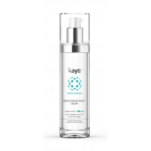 Buy Kaya Brightening Night Cream (Old - Kaya Nourishing Night Cream With Anti-Oxidants) - Nykaa