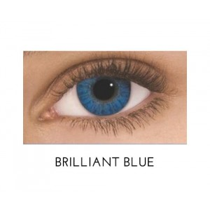 Buy Herbal Freshlook 30 Day Lens Brilliant Blue - Nykaa