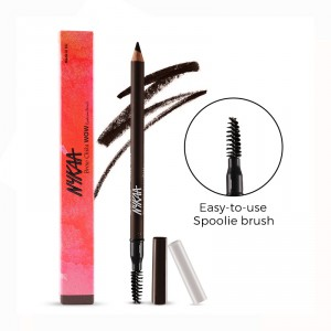 Buy Nykaa Brow Chika WOW Eyebrow Pencil - Coven Cocoa 01 - Nykaa