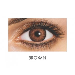 Buy Freshlook Colorblends Lens Brown - Nykaa